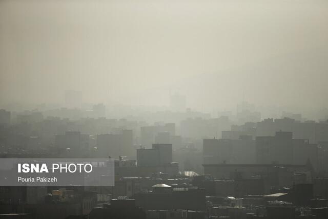 آخرین وضعیت کیفیت هوای تهران به تفکیک مناطق