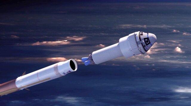 شکست ماموریت فضایی آمریکایی