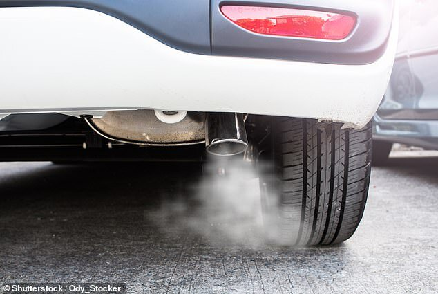 سهم ماشینسواریِ تفریحی در آلوده کردن هوا
