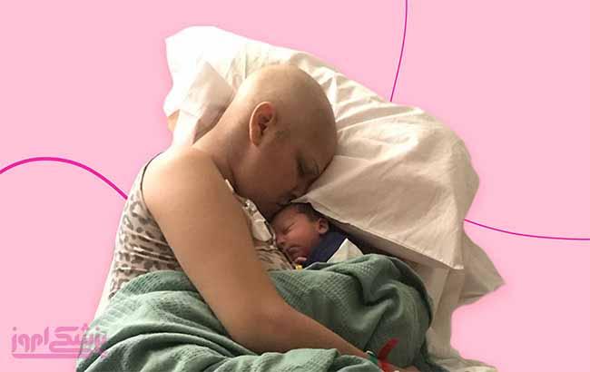 درمان سرطان سینه در زنان باردار