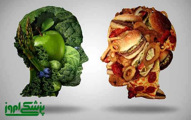 رژیم های غذایی موثر بر درمان افسردگی
