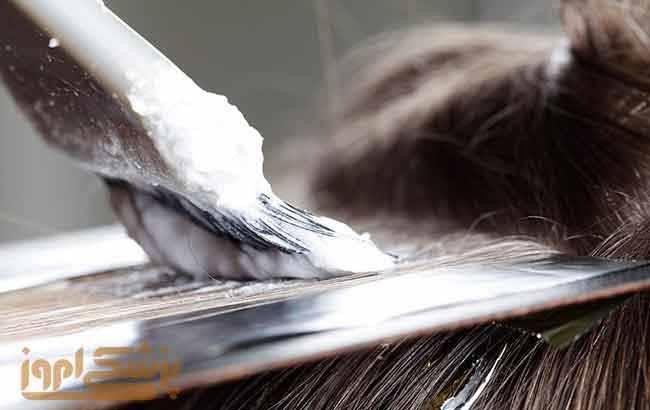 رنگ مو و خطر ابتلا به سرطان سینه