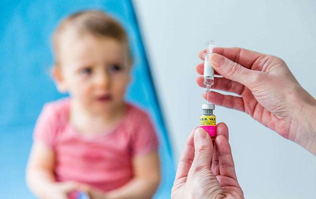 ارتباط واکسن سرخک و اختلال اوتیسم