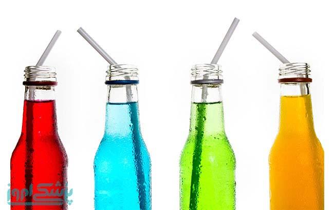 نوشیدنیهای قندی زمینه ساز ابتلا به سرطان