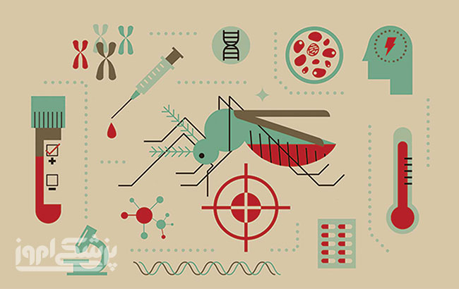 تکدوز تافنوکین برای پیشگیریاز عود مالاریای ویواکس