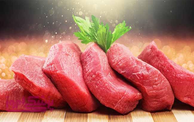 تاثیر مصرف گوشت قرمز بر بیماری ام اس