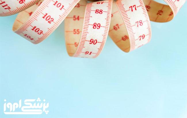 کاهش وزن سالم بدون عوارض جانبی