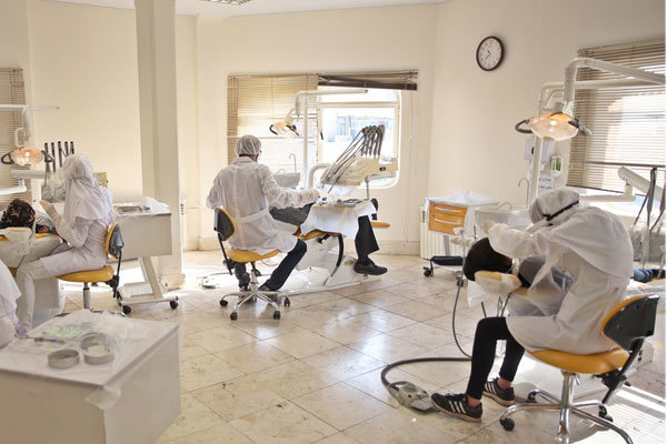 توزیع کارت آزمون دانشنامه و گواهینامه دندانپزشکی از  ۲ شهریور