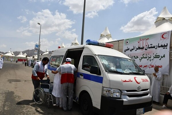 ۳۹ حاجی ایرانی در بیمارستانهای مکه بستری هستند