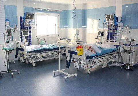 ۱۴۰۰ تخت بیمارستانی در قم ایجاد می شود