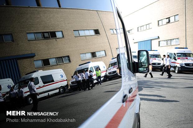 پیگیری تخلفات آمبولانسهای خصوصی