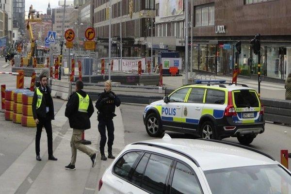 تیراندازی درسوئد/ ۳ نفر به بیمارستان منتقل شدند