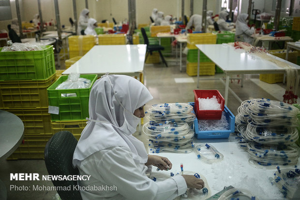 زمینه صادرات داروی ایرانی به ۵۰ کشور دنیا فراهم است