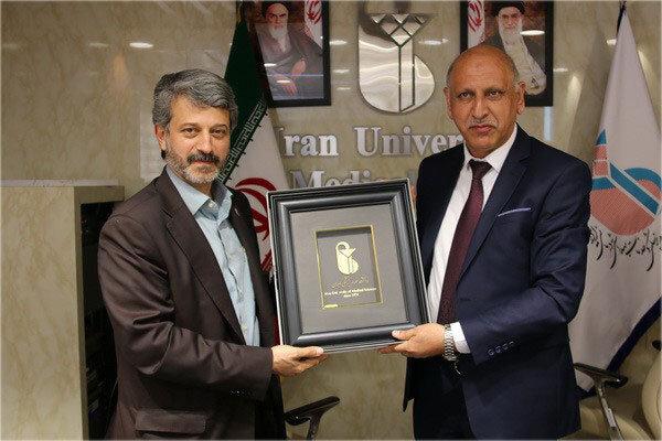 دانشگاه علوم پزشکی ایران با یک دانشگاه عراقی همکاری می کند