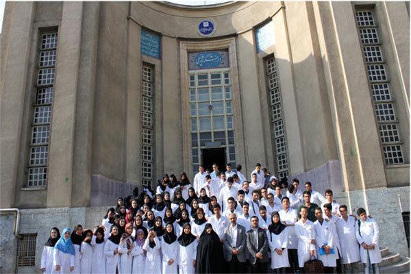 توسعه خوابگاه های دختران در دانشگاه علوم پزشکی تهران