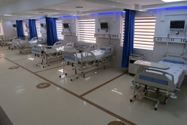 ۵۰ درصد بیمارستان های کشور در برابر زلزله آسیب پذیر هستند