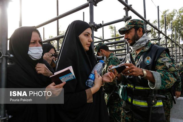 آمادگی ایران برای پذیرش زوار خارجی جهت تردد از مرزها و عزیمت به عراق