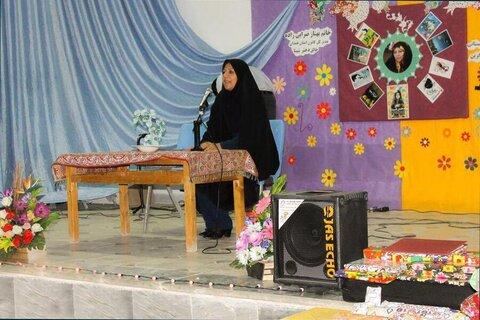 افتتاح انجمن ادبی آفرینش مراکز قروهی درگزین و رزن