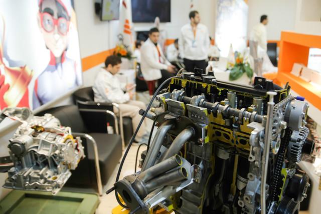 گردهمایی فناورانه صنایع، شرکتهای دانشبنیان و استارتاپهای صنعت خودرو