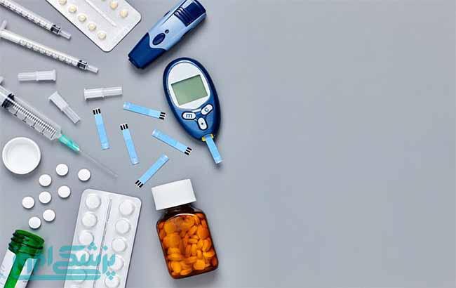 عوارض ، علائم و تشخیص دیابت
