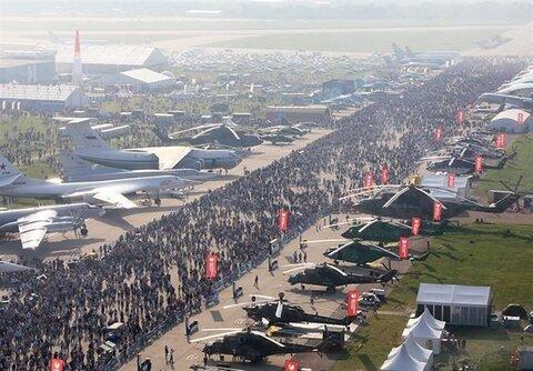 تسلیحات جدیدی که در نمایشگاه «ماکس-۲۰۱۹» روسیه به نمایش درآمد + تصاویر