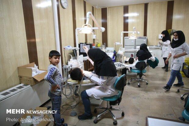 مشکلات افراد کم توان و ناتوان در سلامت دهان و دندان