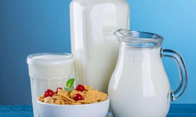 کودکانی که شیر کامل مینوشند چاق نمیشوند!