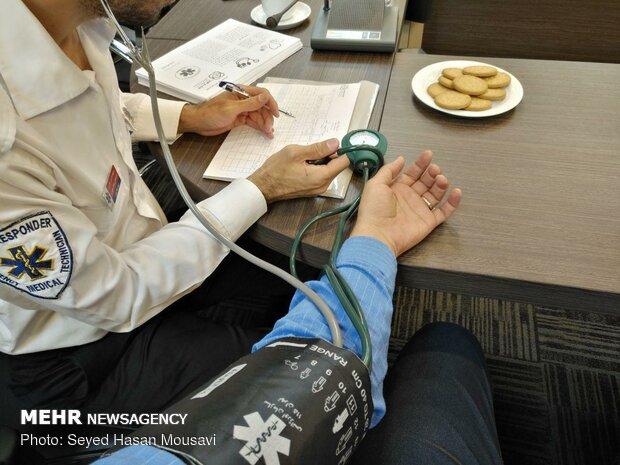 کلینیک فشارخون در سمنان راهاندازی شد