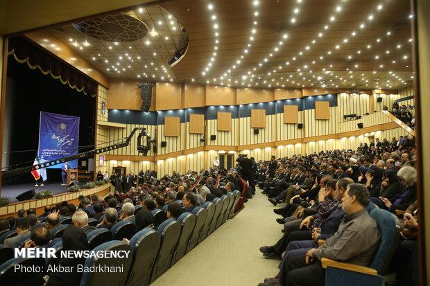 آئین شصتمین سال تاسیس دانشگاه علوم پزشکی شهیدبهشتی برگزار می شود