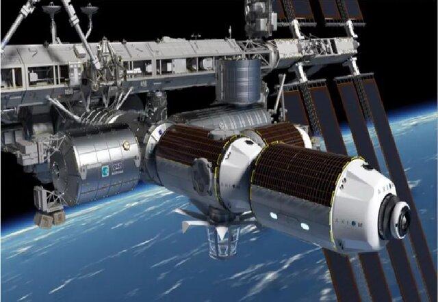 امکان اجاره اتاق در ایستگاه فضایی بینالمللی