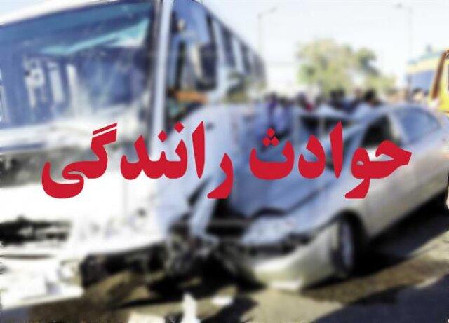 افزایش ۴.۷ درصدی تصادفات در فارس/ جان باختن ۵۱۱ هموطن