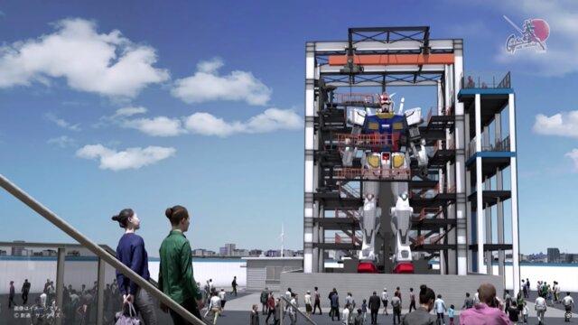 ژاپنیها یک ربات ۱۸ متری میسازند!