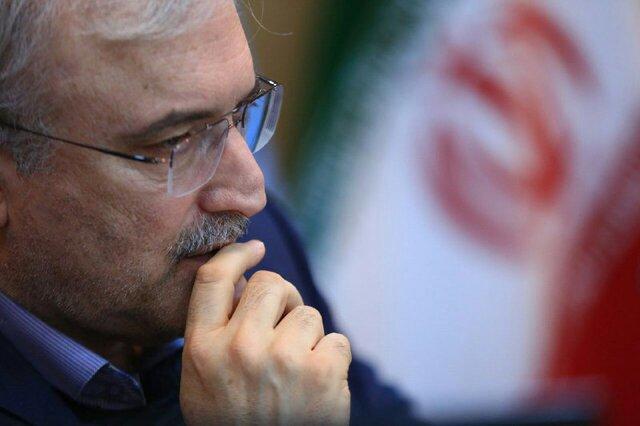 پیام تسلیت وزیر بهداشت در پی شهادت سپهبد قاسم سلیمانی