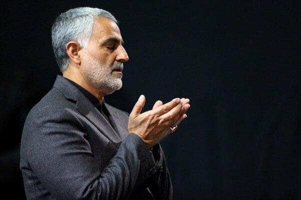 پیام تسلیت جمعیت هلالاحمر در پی شهادت سردار سلیمانی