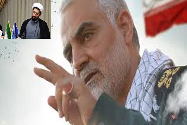 پیام تسلیت حجتالاسلام والمسلمین رستمی در پی شهادت سردار سلیمانی