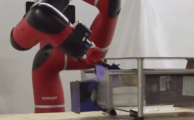 ابداع چارچوبی برای تقویت تقلید در رباتها