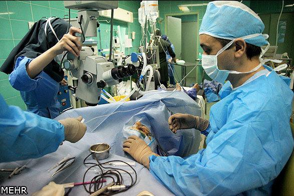 ۶۰۰ هزار مراجعه به درمانگاه های چشم پزشکی بیمارستان فارابی