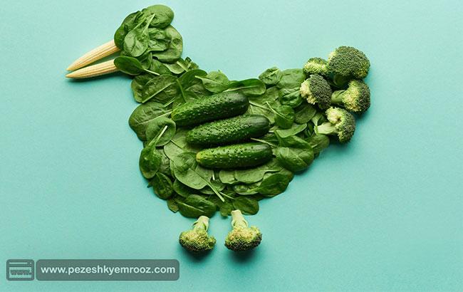گیاهخواری|رژیم غذایی| تغذیه| رژیم گیاهخواری