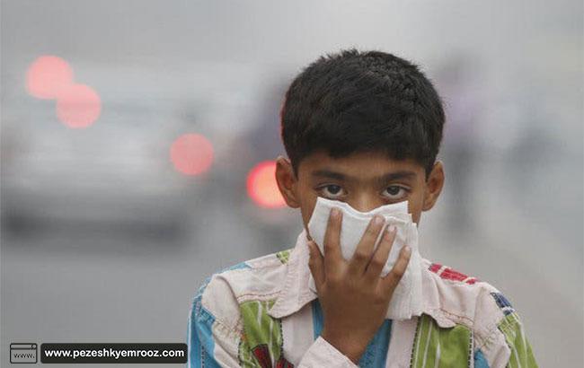 ارتباط آلودگی هوا و سلامت عقل