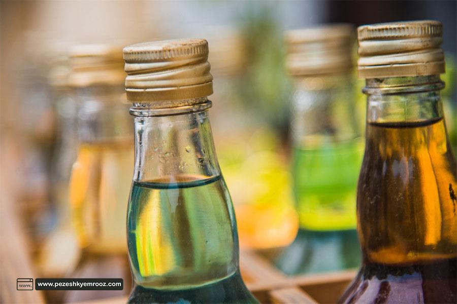 روش تشخیص الکل طبی با صنعتی