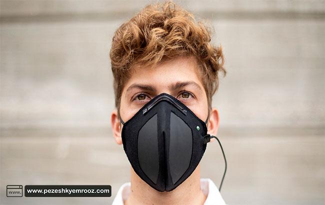 لزوم استفاده از ماسک  برای تمامی افراد