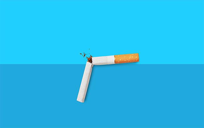 روش جدید ترک قطعی سیگار ؟