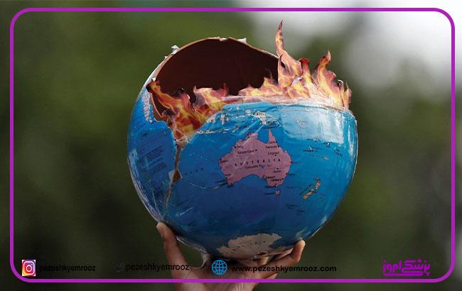 تغییرات آب و هوایی تهدیدی بر پیدایش بیماریهای عفونی جدید