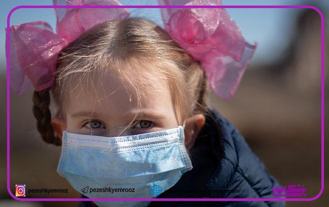 نشانههای کرونای دلتا در کودکان و زمان واکسیناسیون آنها