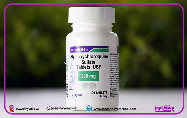 استفاده نادرست ازهیدروکسیکلروکین در درمان کووید-19