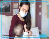باقی ماندن آنتی بادیها در شیر مادران مبتلا به کووید-19